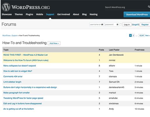 WordPress vs Drupal Hosting