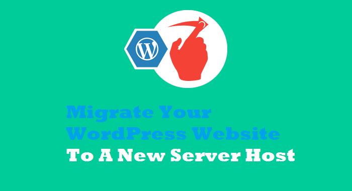Move-WordPress-Site-to-New-Host